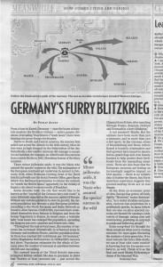 Germany's furry blitzkrieg